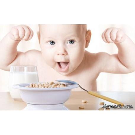 طرح توجیهی تولید غذای کودک ظرفیت تولید: 500 تن