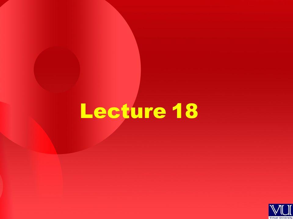 پاورپوینت Lecture 18