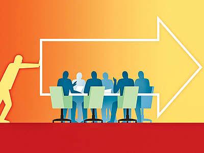 مدیریت سازمانی برای رقابت و فروش کالا