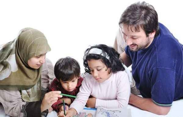 دانلود پاورپوینت روش های نوین تربیت فرزندان